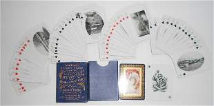 Grand Truck Wide Picture Deck of Playing Cards