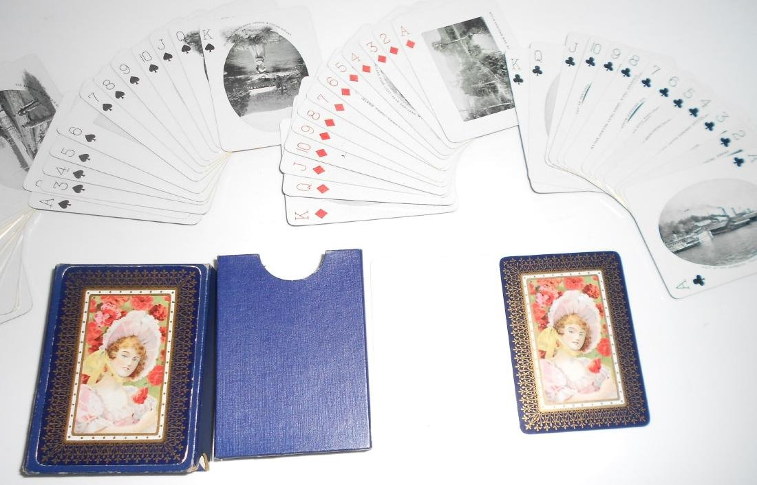 Grand Truck Wide Picture Deck of Playing Cards - 4