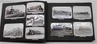 Boston & Maine /  B&A Photo Scrapbook 385