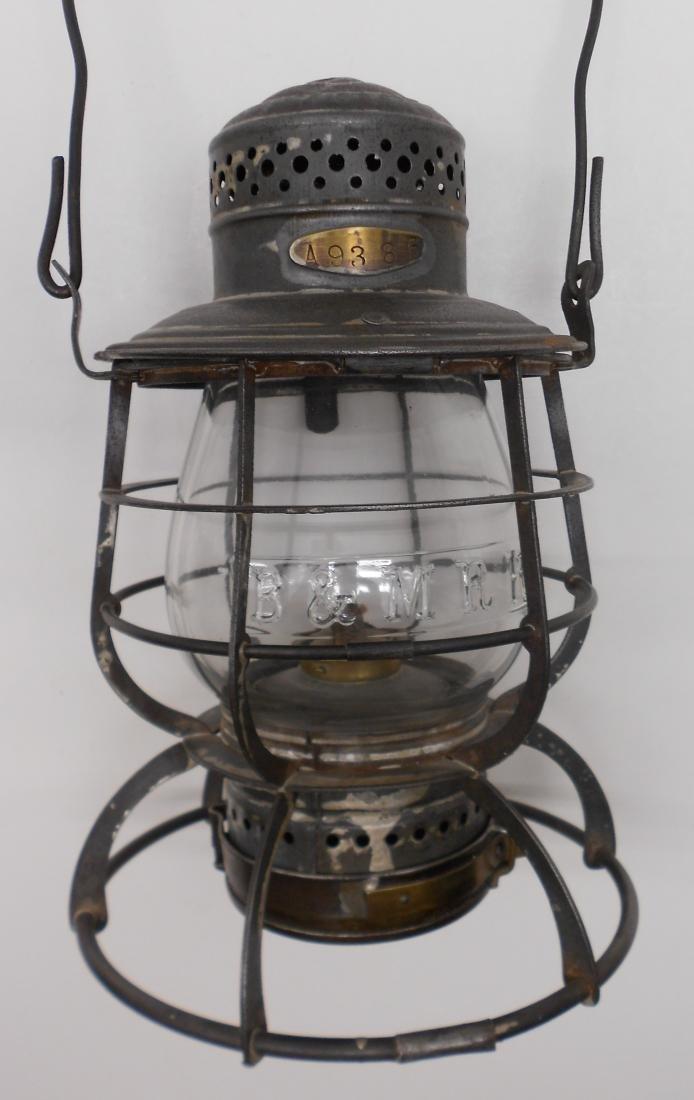 Boston & Maine Armspear Lantern great Globe