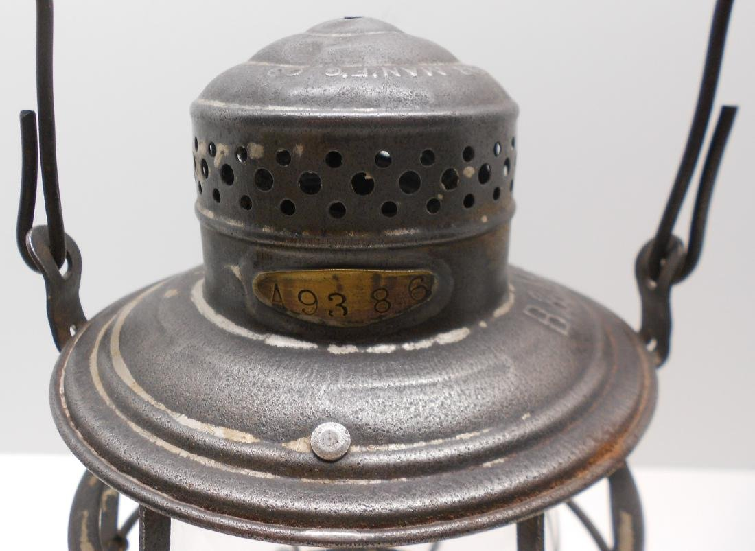 Boston & Maine Armspear Lantern great Globe - 4