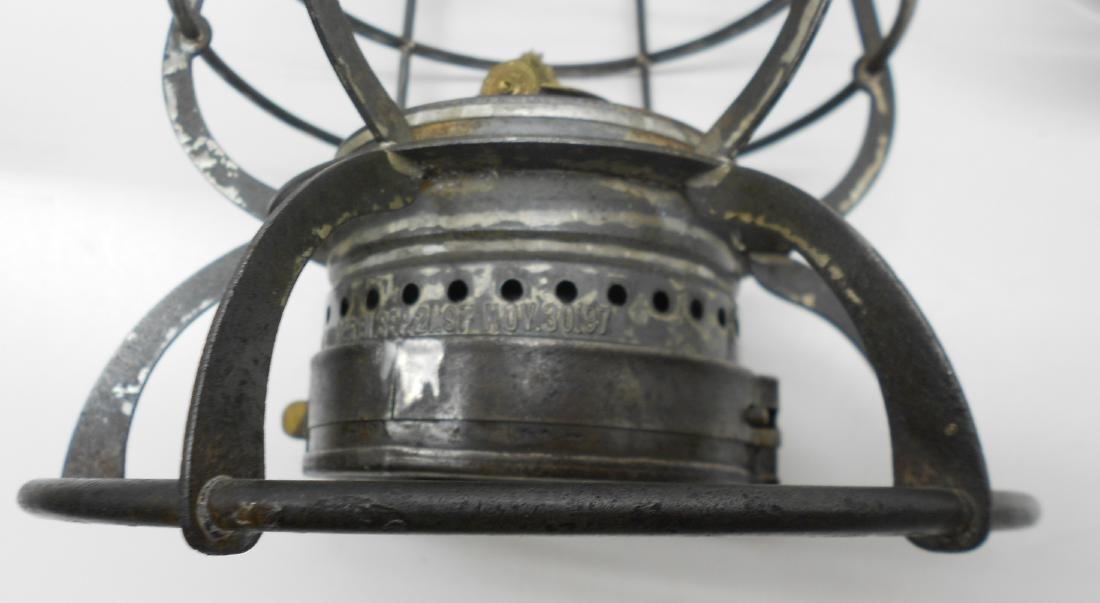Boston & Maine Armspear Lantern great Globe - 5
