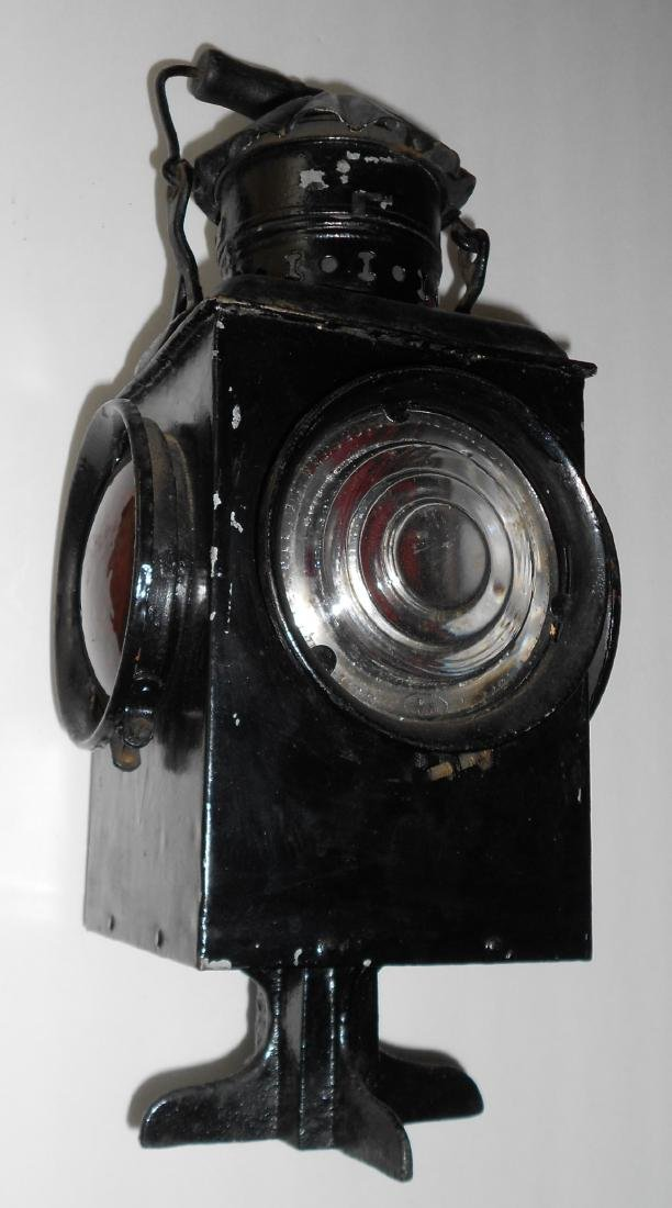 New York Central & Hudson River Railroad Switch Lamp - 3
