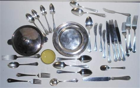 Canadian National Railway Dining Items - 31