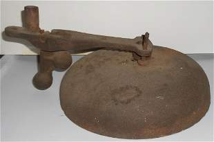 Trolley Bell 12 inch Cast Iron