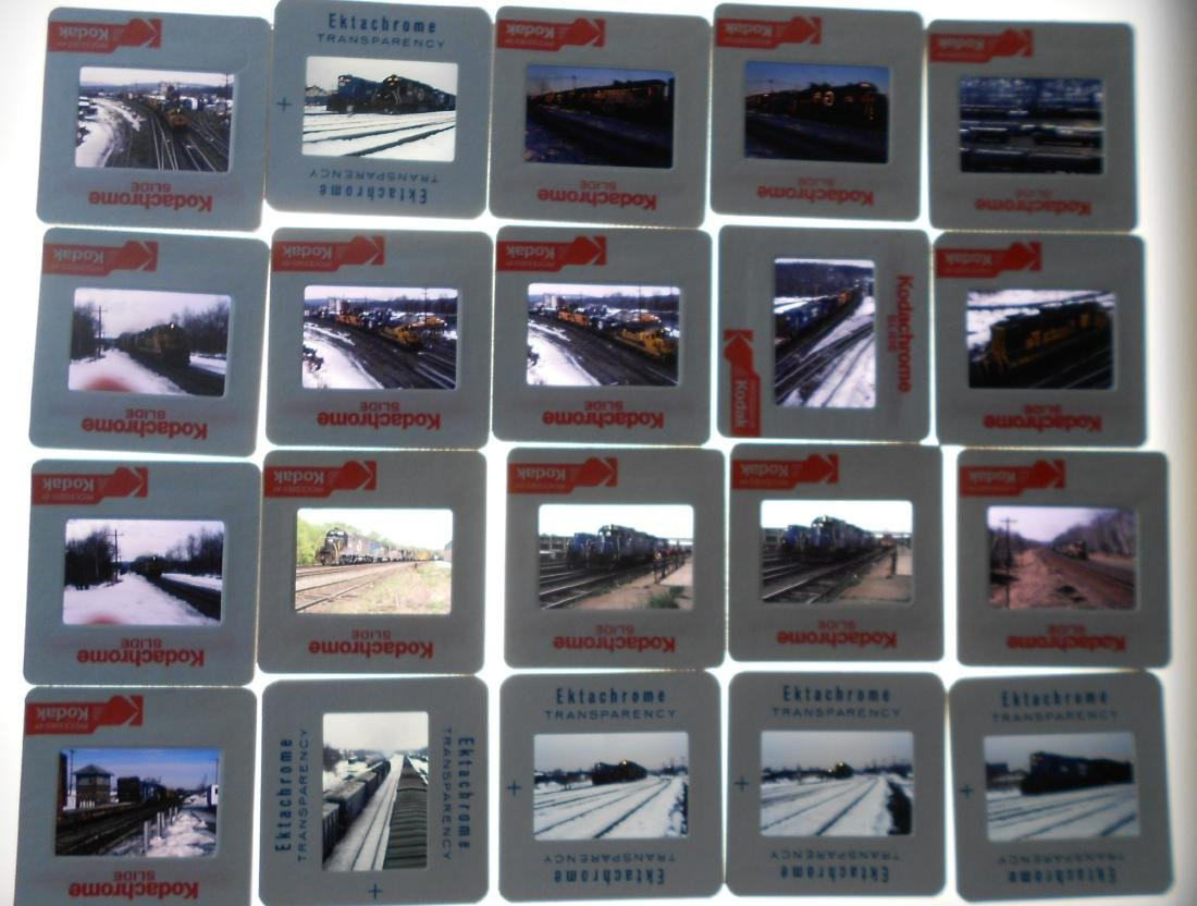 Color Photo Slides (800?) New England & Mid Atlantic - 5