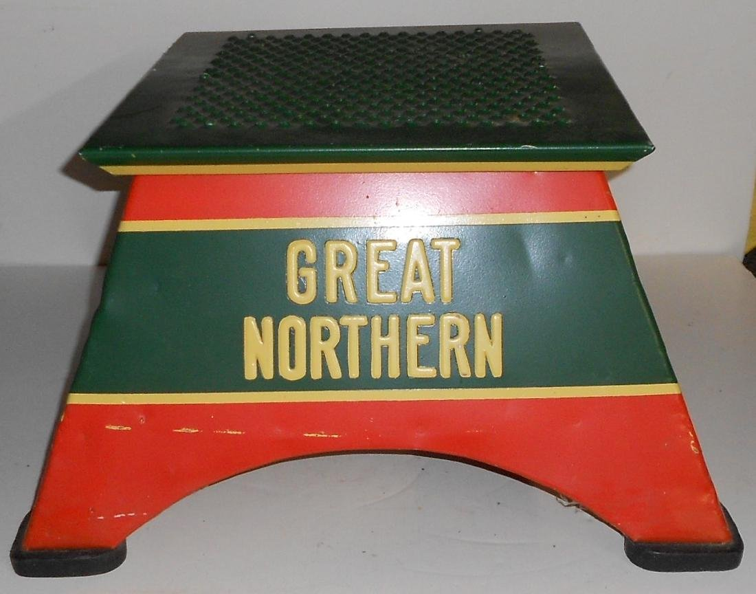 Great Northern Railway Step Box by Morton