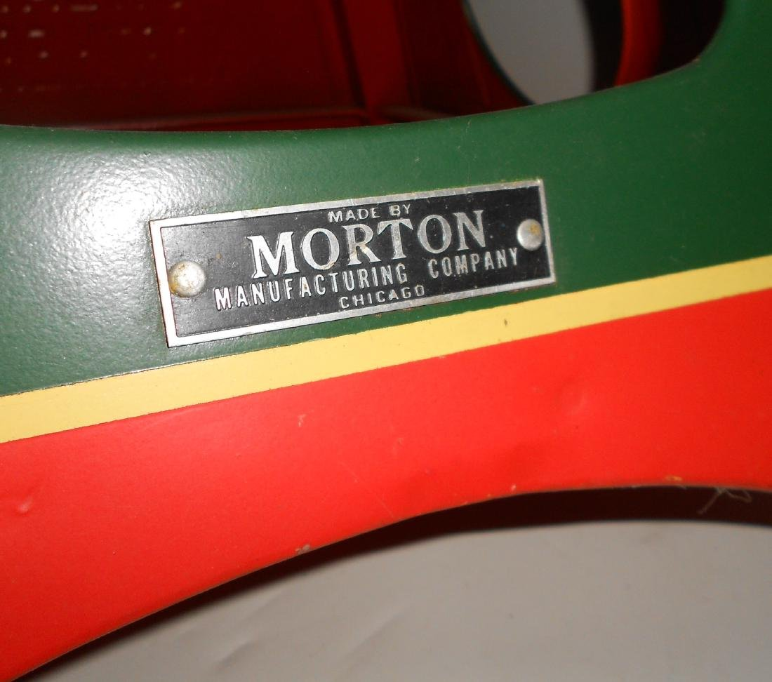 Great Northern Railway Step Box by Morton - 3