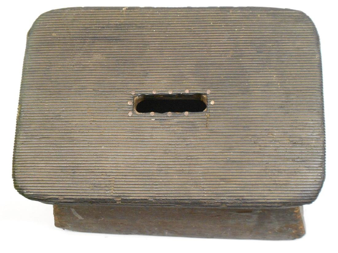 Wooden Step Box attributed to B&M 1965 Buy - 3
