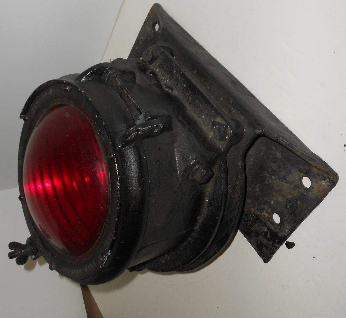 * Erie Lackawanna MU Car Headlight + Red - 7