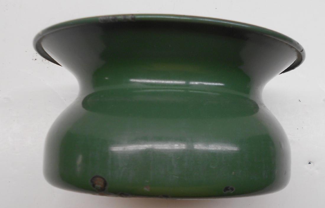 Union Pacific Railroad Porcelain Spittoon - 2