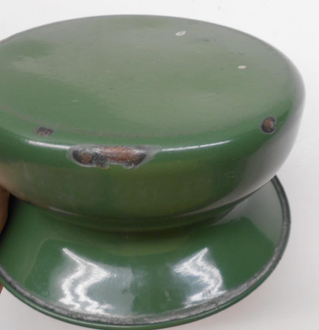 Union Pacific Railroad Porcelain Spittoon - 3