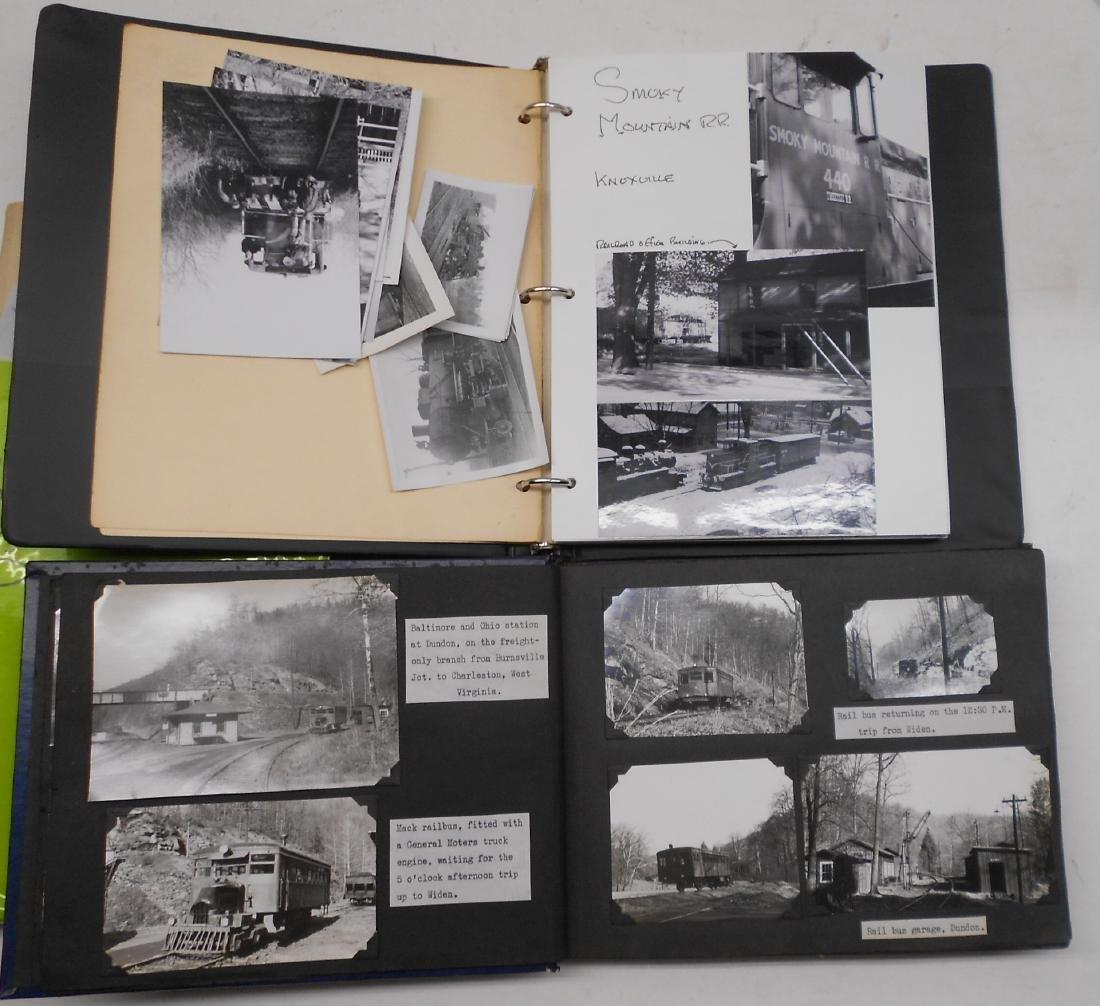 Scrapbooks - 5 Southeast Shays & Shortlines