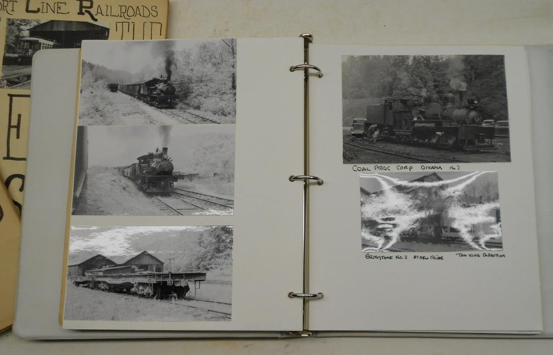 Scrapbooks - 5 Southeast Shays & Shortlines - 2