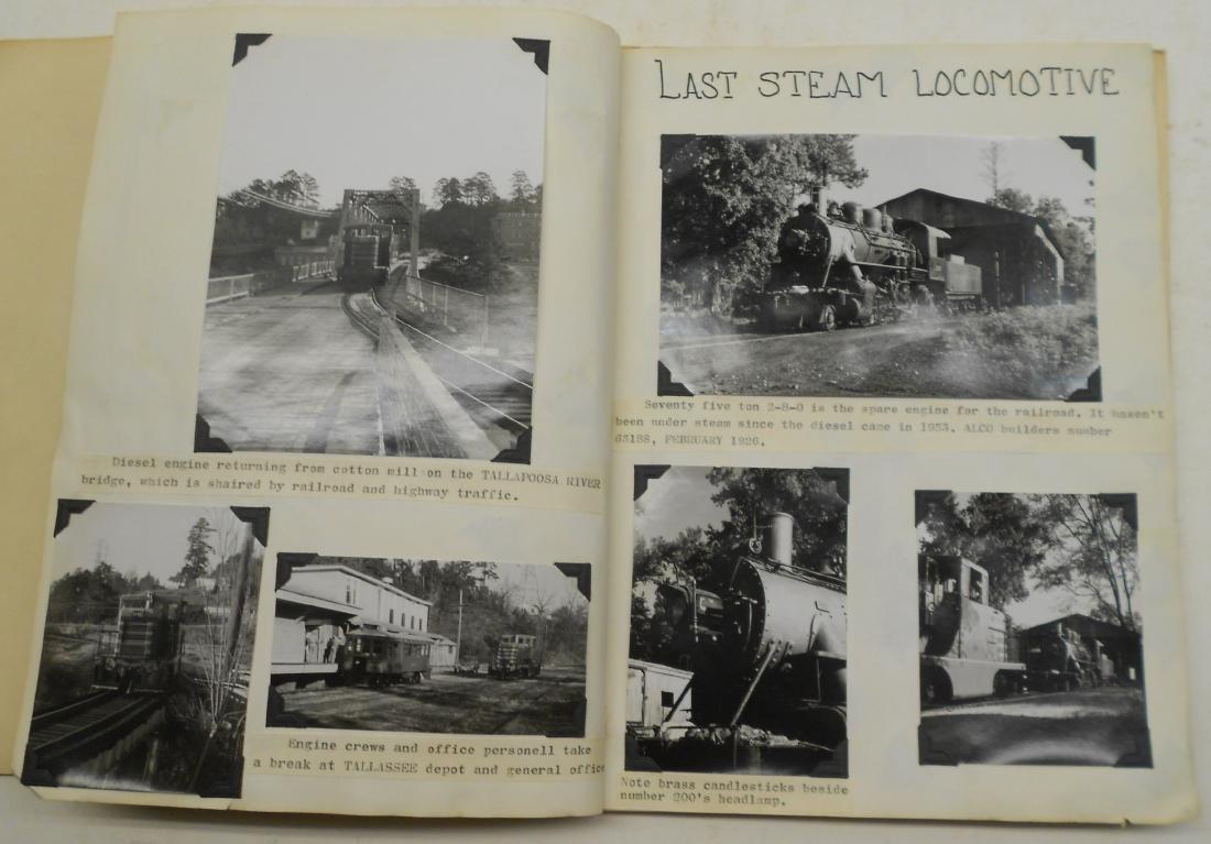 Scrapbooks - 5 Southeast Shays & Shortlines - 6