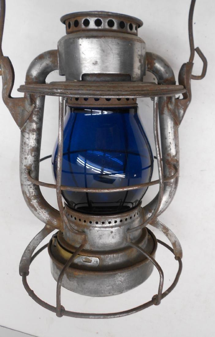 New York Ontario & Western Railroad Lantern