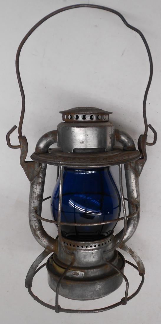 New York Ontario & Western Railroad Lantern - 2