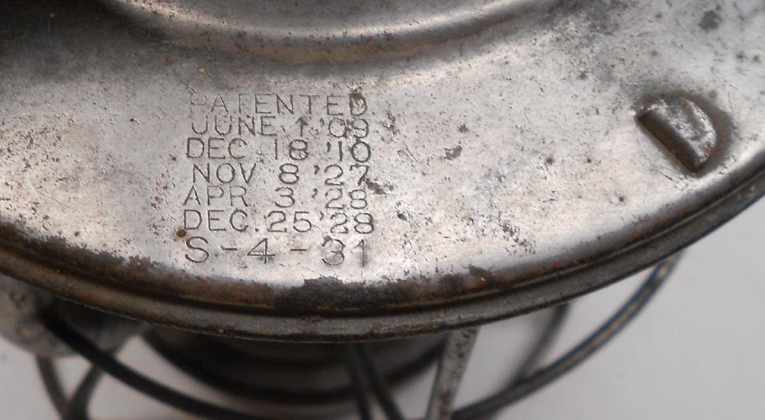 New York Ontario & Western Railroad Lantern - 4