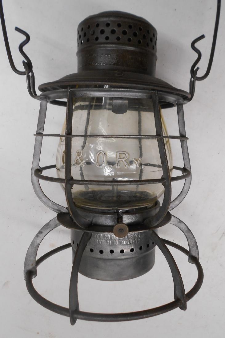 Chesapeake & Ohio Railway Armspear Lantern