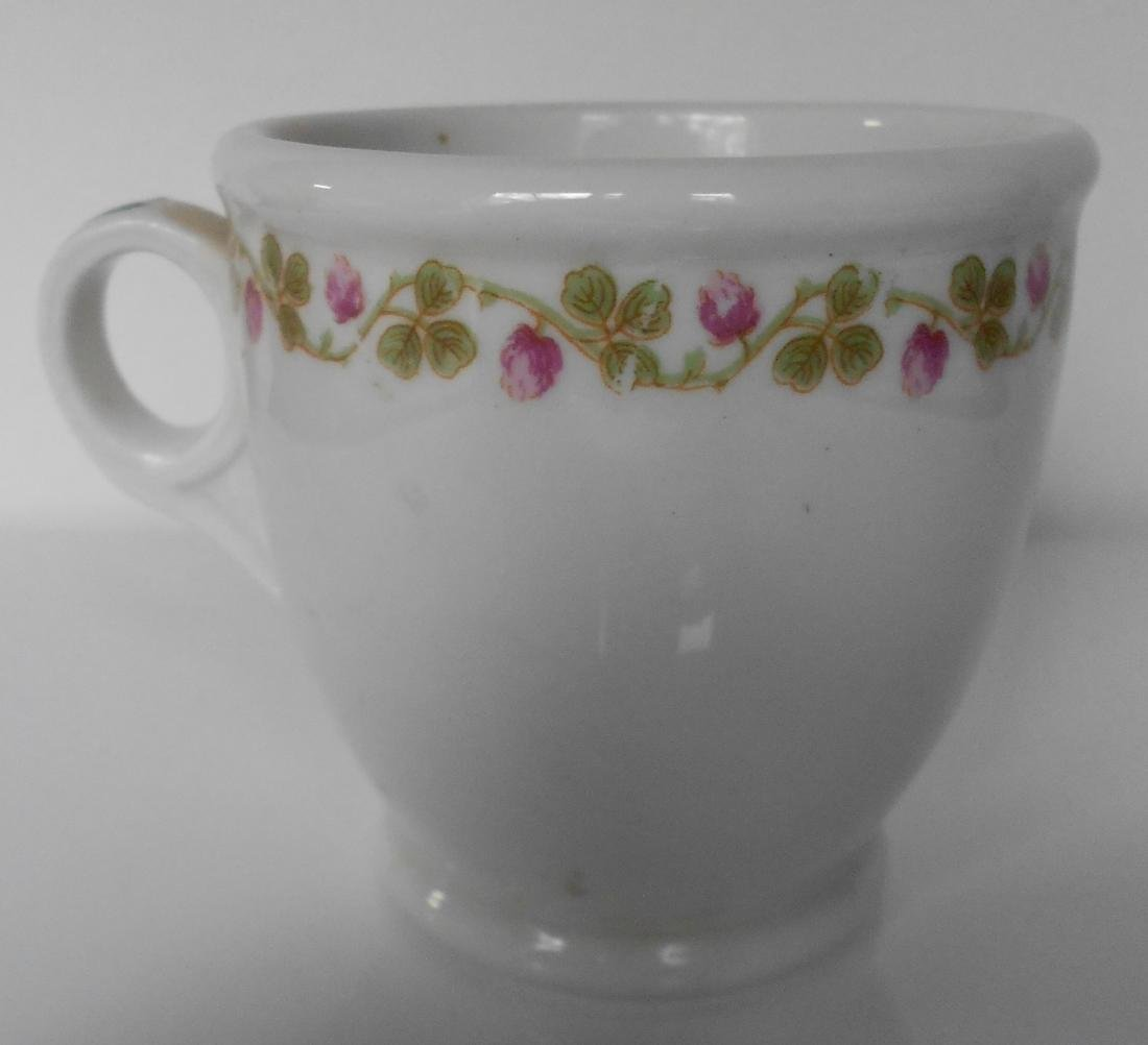 "Erie Railroad ""Gould"" Pattern Chocolate Cup - 2"