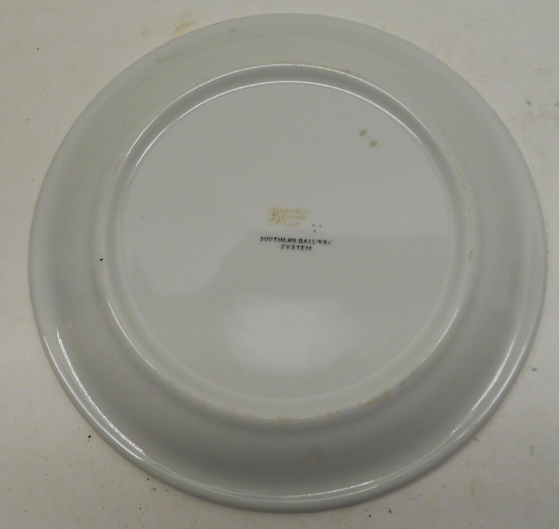 Southern Railway Dining Car Items - 4