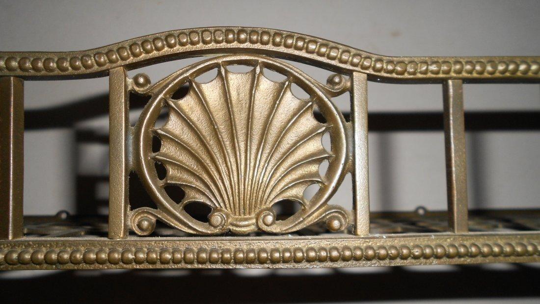 Brass Rack from Passenger Car - 3