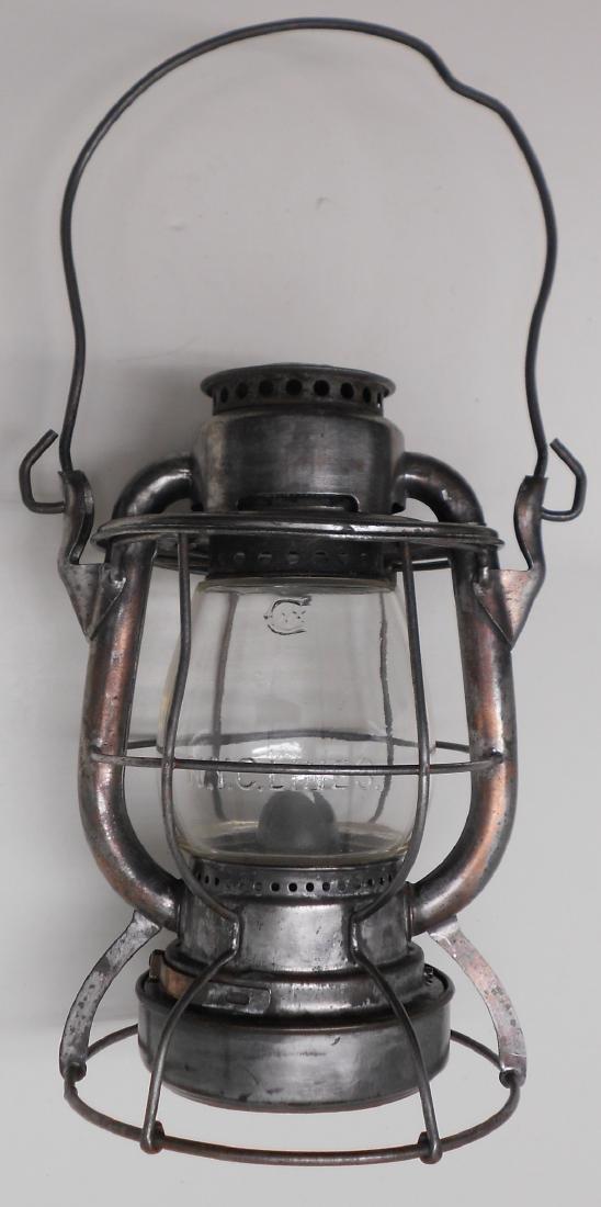 Pittsburgh & Lake Erie Railroad Dietz Lantern