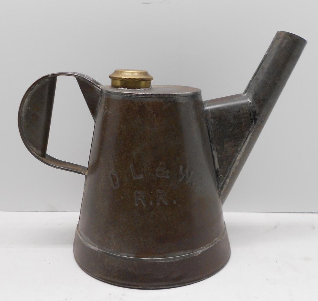 Lackawanna Killer Large Torch Brass Cap