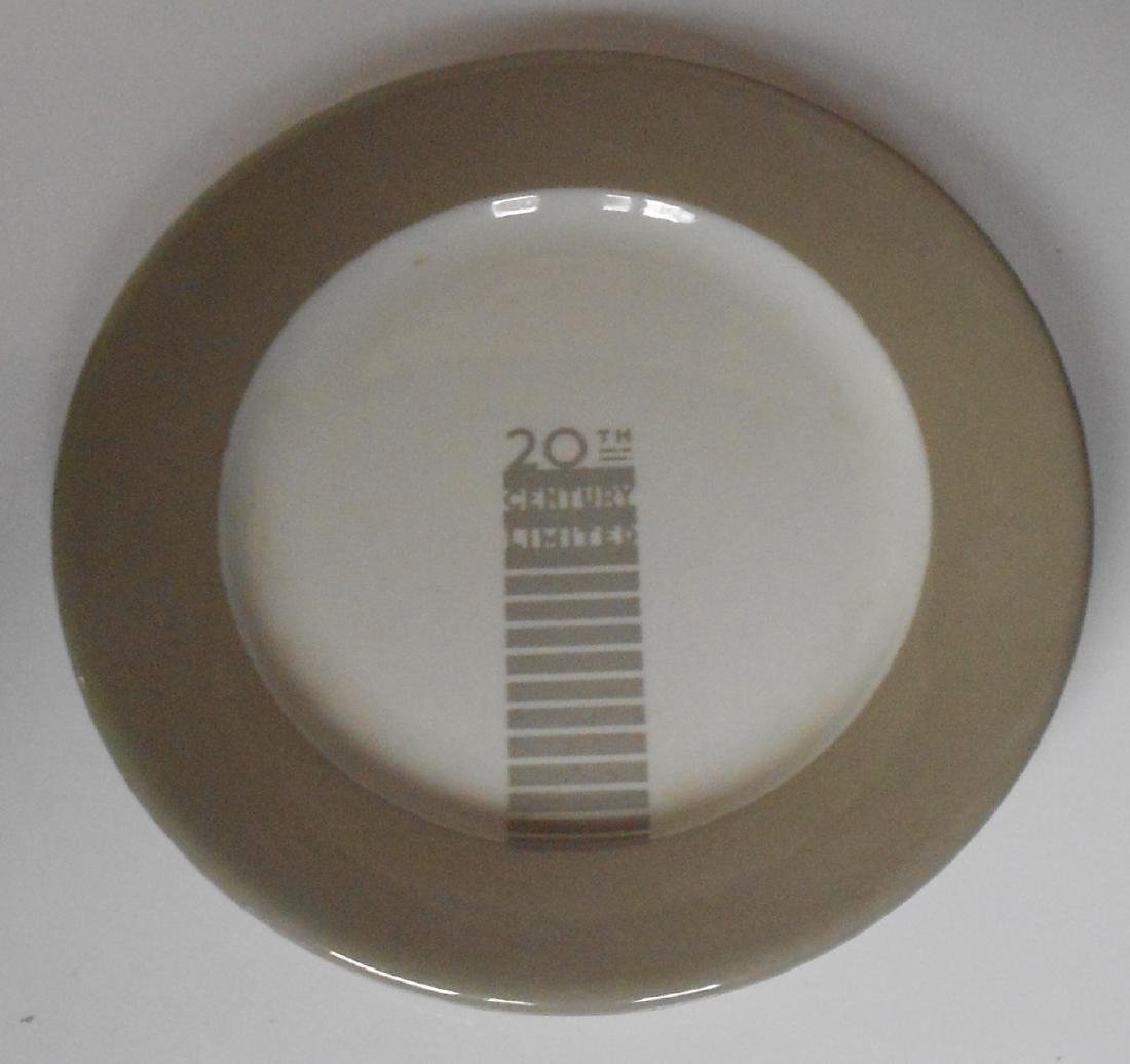 """New York Central Railroad """"20th Century"""" Plate"""