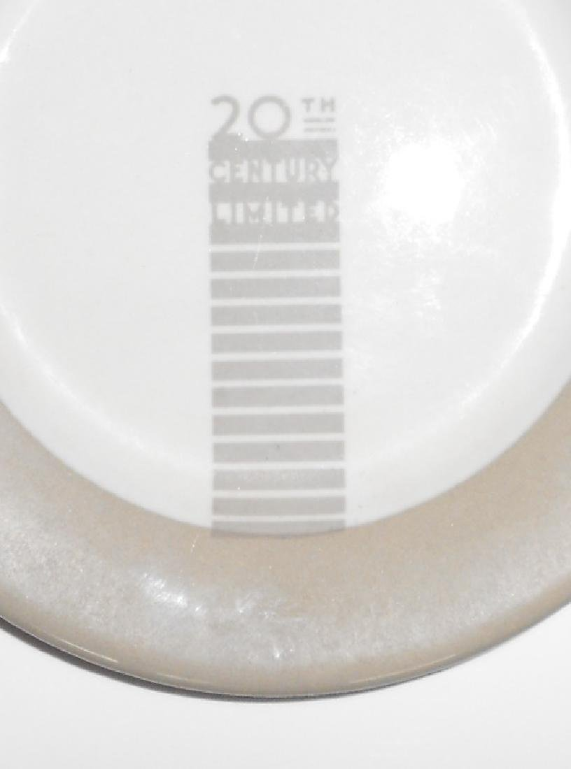 """New York Central Railroad """"20th Century"""" Plate - 2"""