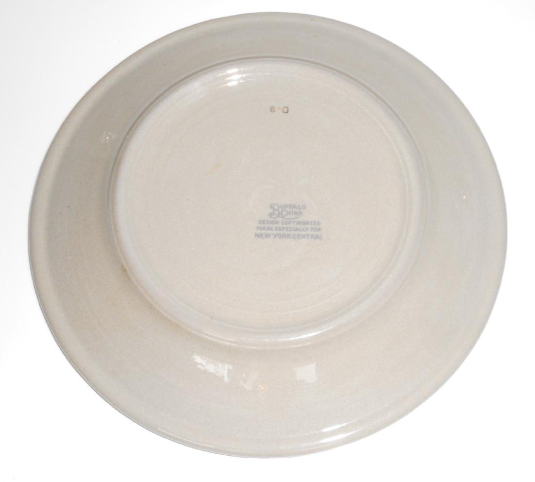 """New York Central Railroad """"20th Century"""" Plate - 3"""