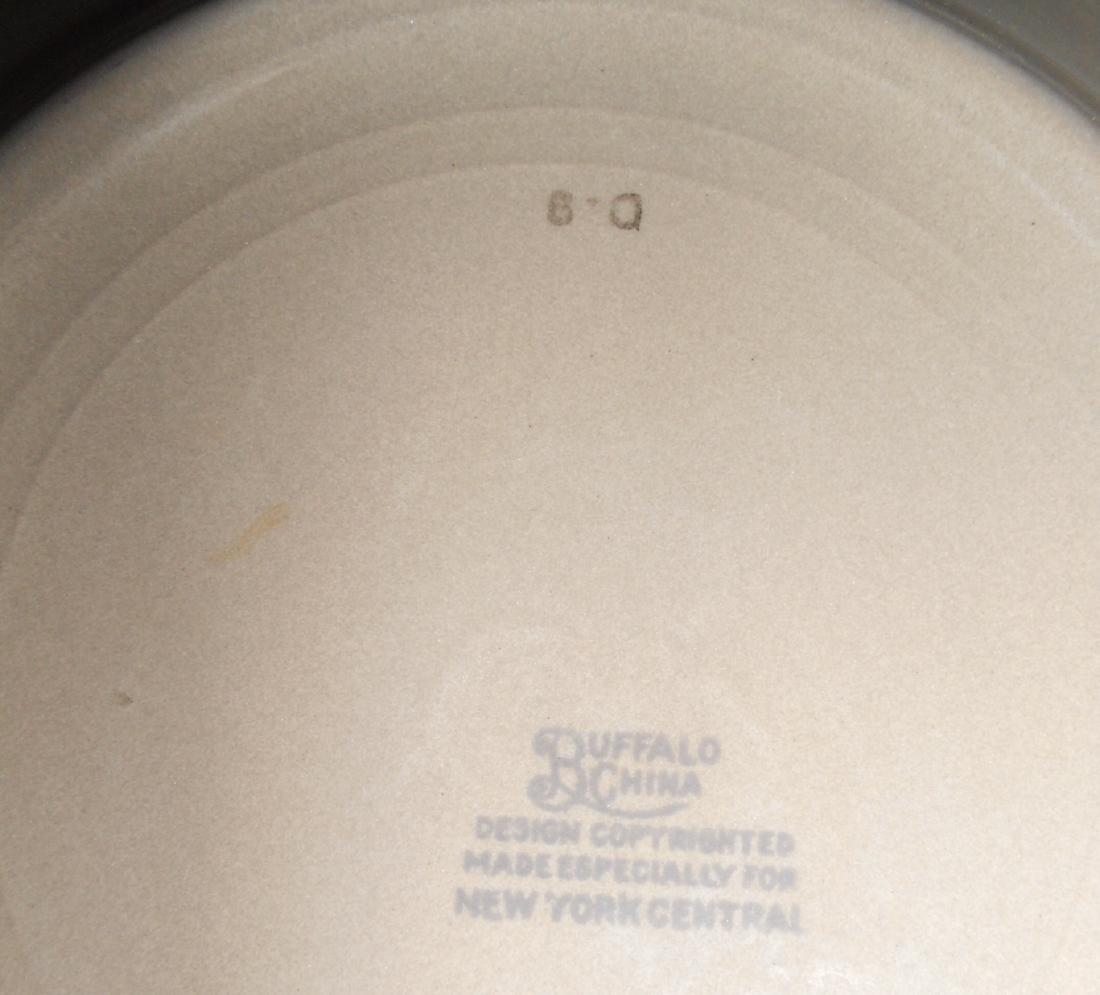 """New York Central Railroad """"20th Century"""" Plate - 4"""
