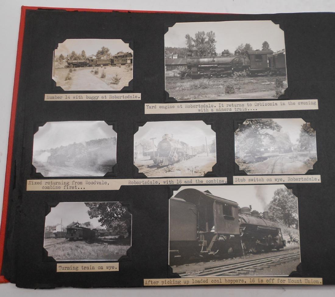 Scrapbooks - 2 Narrow Gauge Railroads - 4
