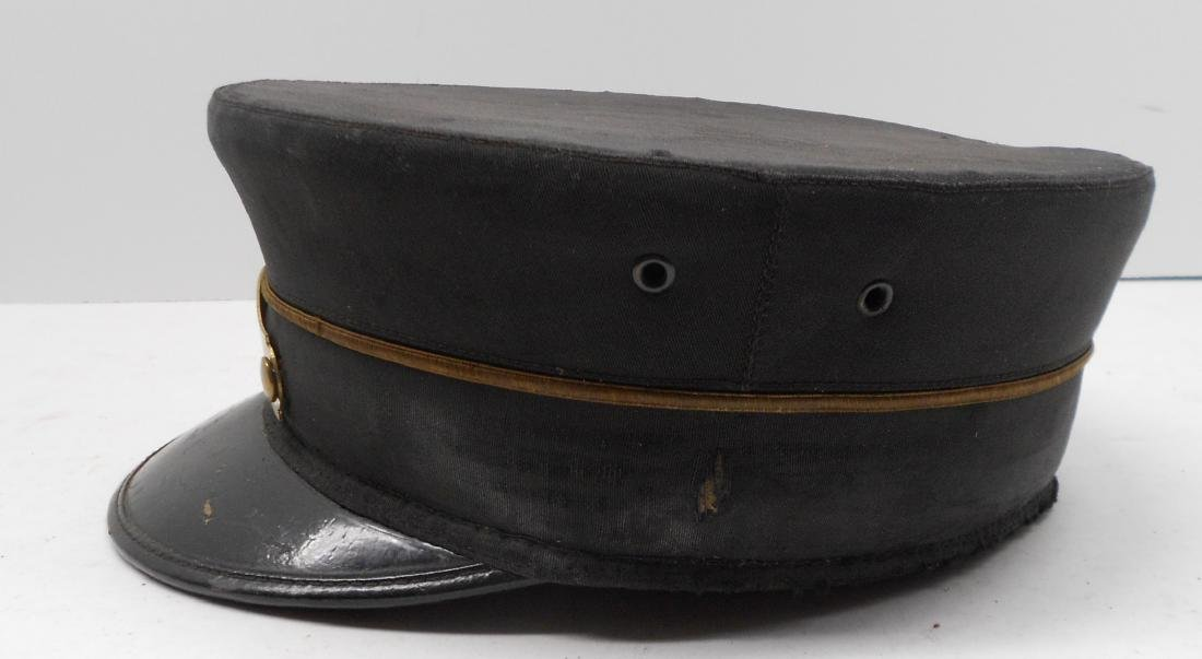 Boston & Maine Railroad Agent Uniform Hat - 3