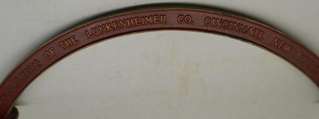 Brass Lunkenheimer Whistle Arch - 2