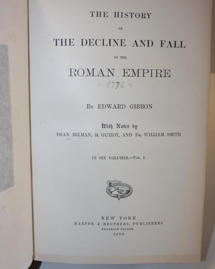 Books: The Decline & Fall of the Roman Empire - 5