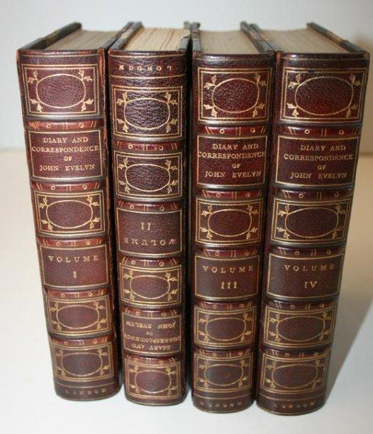 Books: john Evelyn 1906,