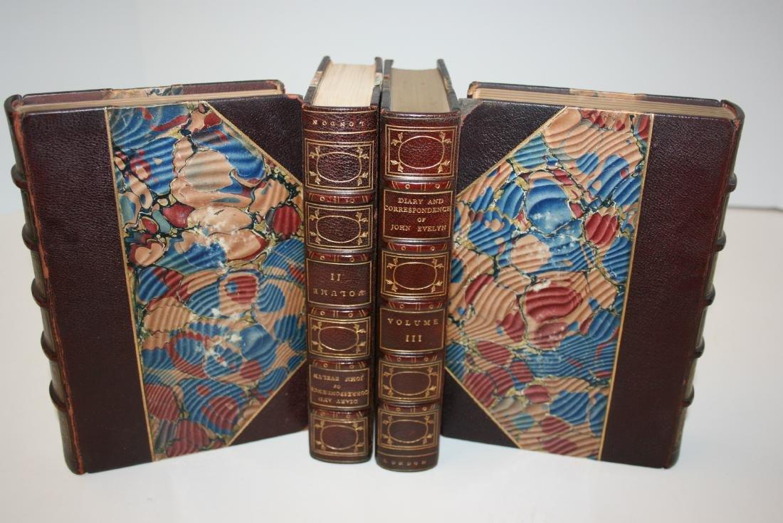 Books: john Evelyn 1906, - 3