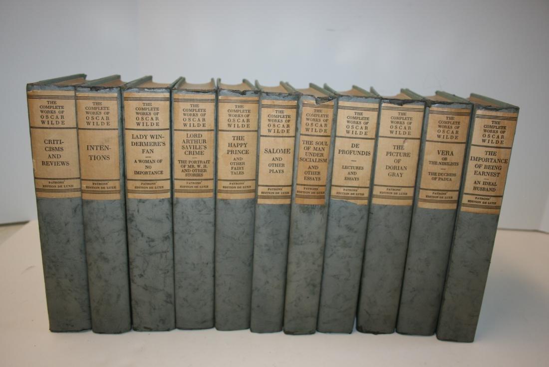 Books: By Oscar Wilde 1923