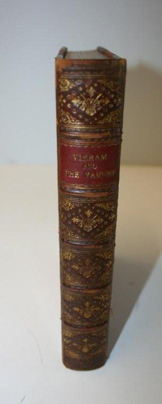 Book: Vikram & the Vampire, 1870