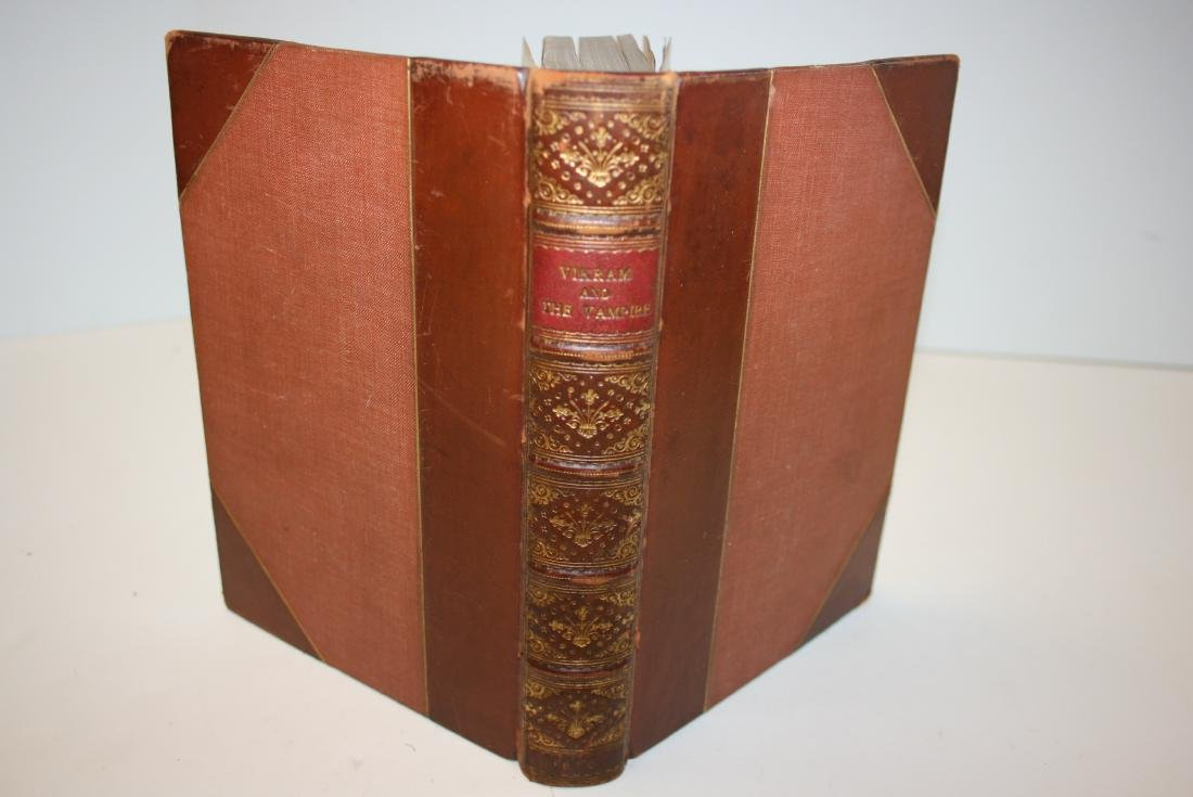 Book: Vikram & the Vampire, 1870 - 2