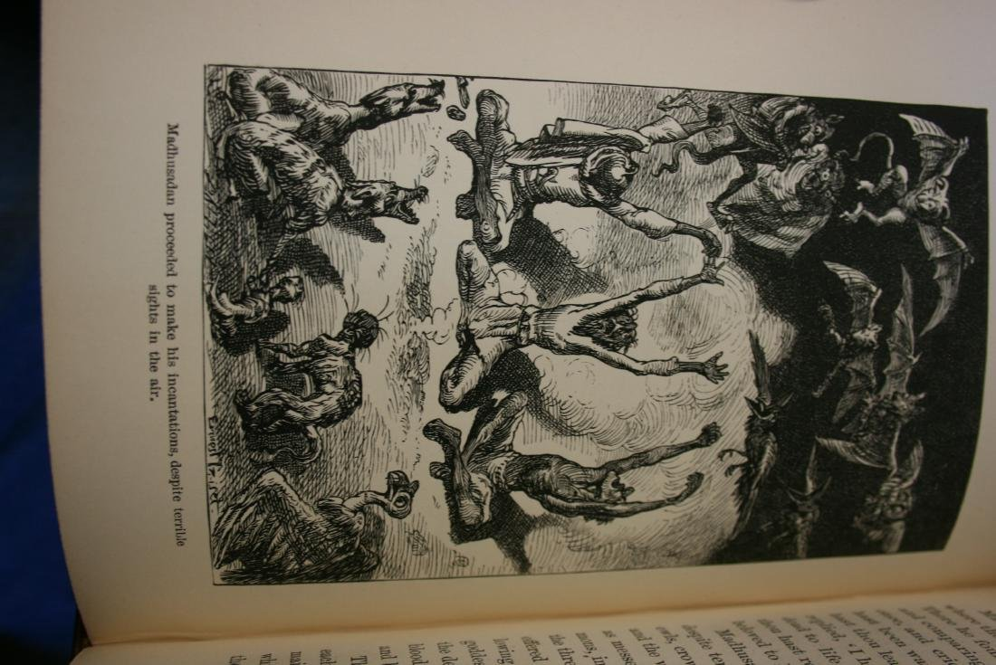 Book: Vikram & the Vampire, 1870 - 6
