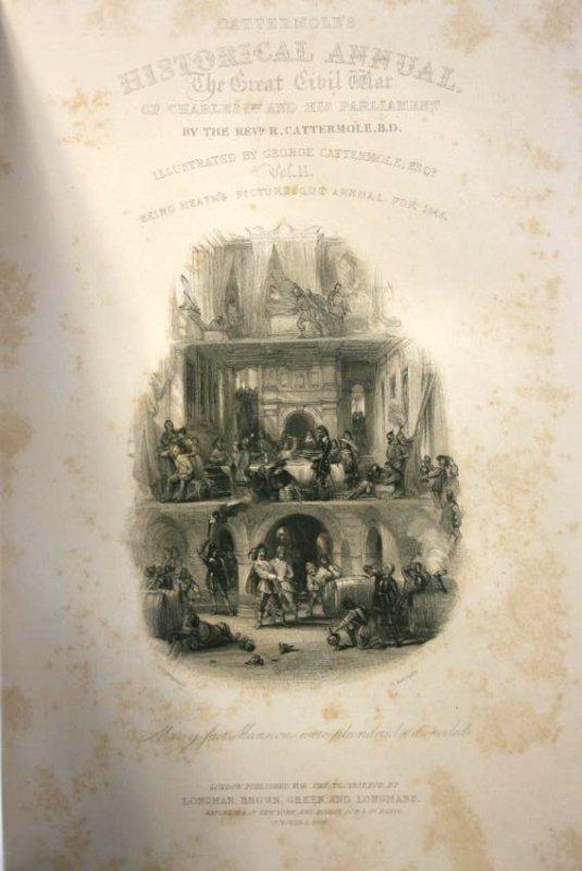 Books: Mid- Evil Architecture,  London 1884 - 10