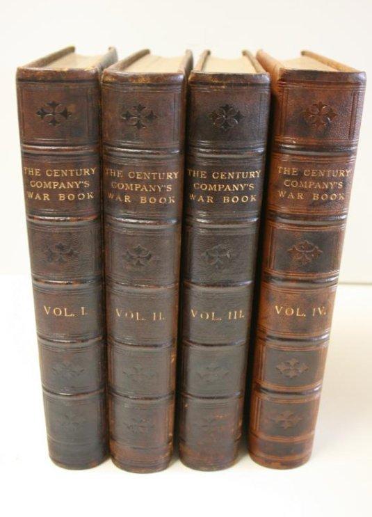 Books:  Battles & Leaders of the Civil War, 1887