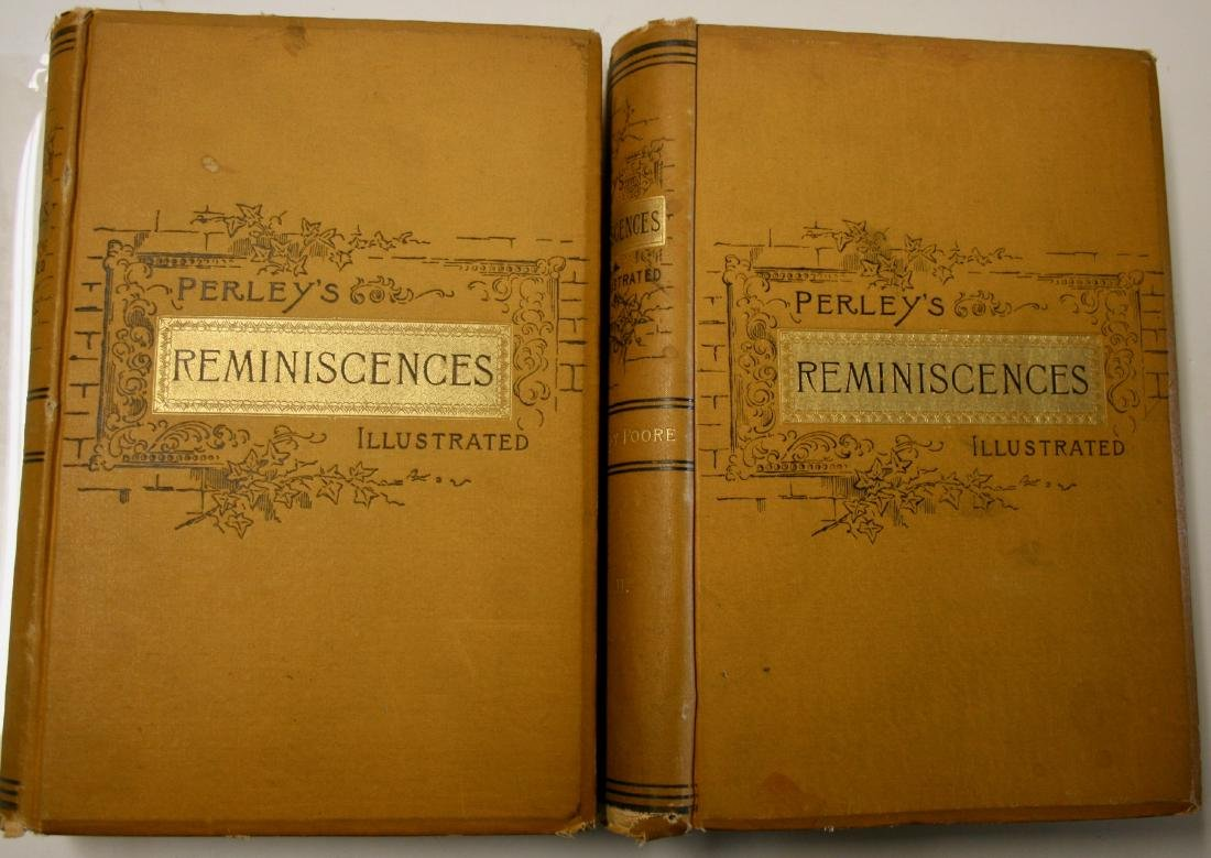 Books: Perly's Reminiscenses of Sixty Years, 1886 - 2