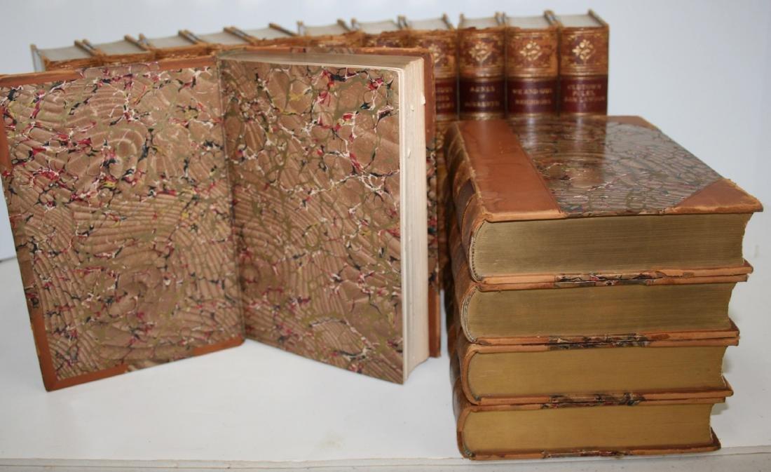 Books: 16 Vols Set Harriet Beecher Stowe's Works, 1896 - 4