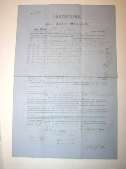 NH Documents & Stampless letters - 4