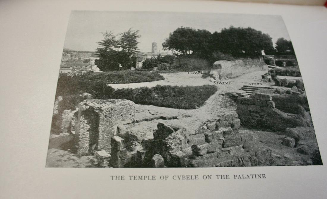 Books: New Tales of the Old Rome,  1909 - 6