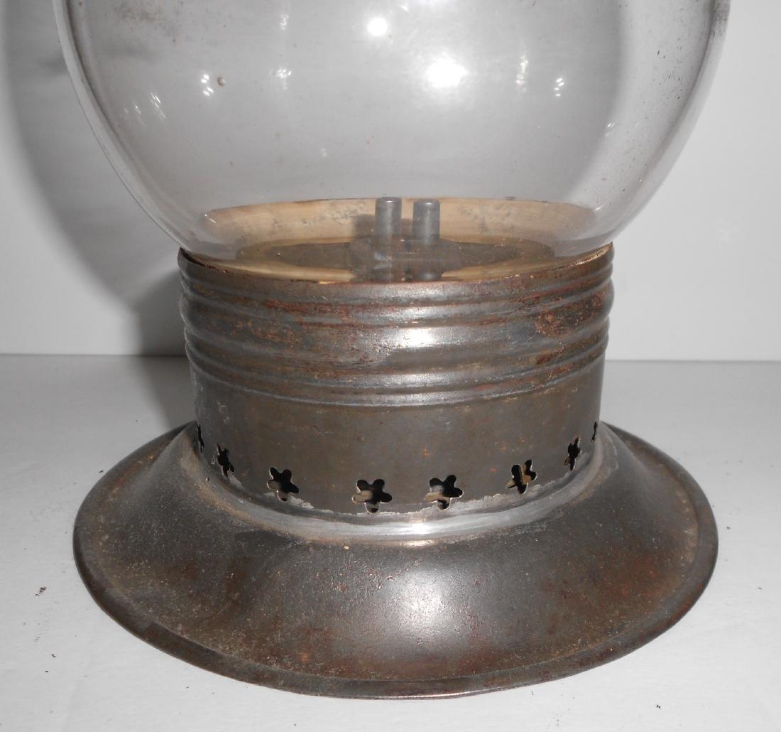 "New England Glass Fixed Globe Lantern ""Hildreth"" - 4"