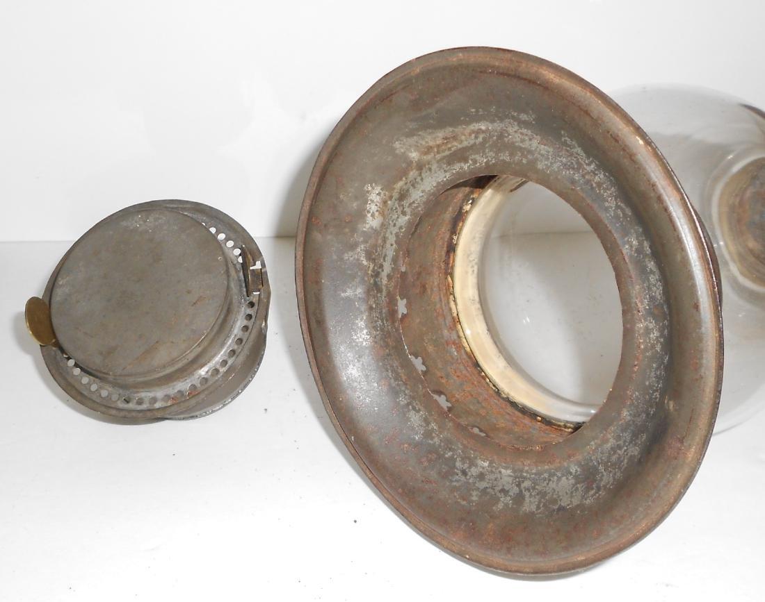 "New England Glass Fixed Globe Lantern ""Hildreth"" - 5"
